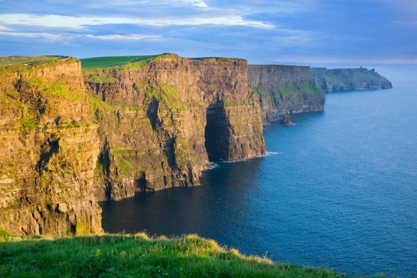 Cliffs of Moher, County Clare, Ireland, The Burren, Europe